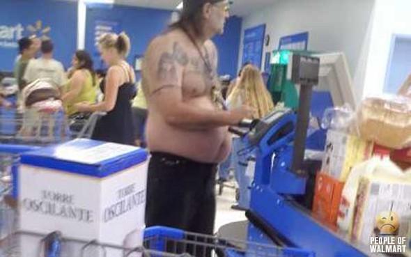 Покупатели Walmart илисмех дослез!. Изображение № 62.