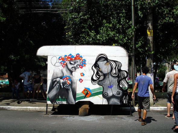 Изображение 7. Девушка с улиц Сан-Паулу.. Изображение № 8.