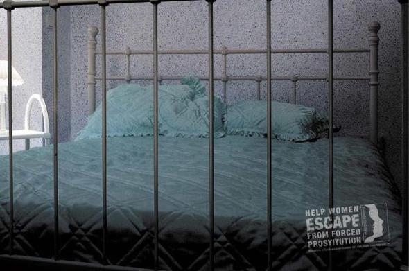 Изображение 24. Реклама против проституции.. Изображение № 11.