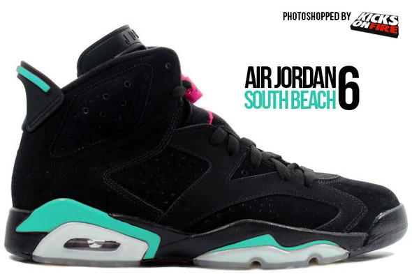 Расцветки Air Jordan, которые вы хотели бы видеть. Изображение № 19.