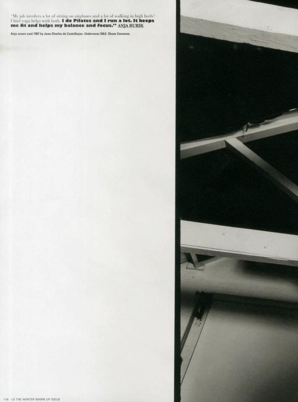 Съёмка: Аня Рубик для i-D. Изображение № 4.