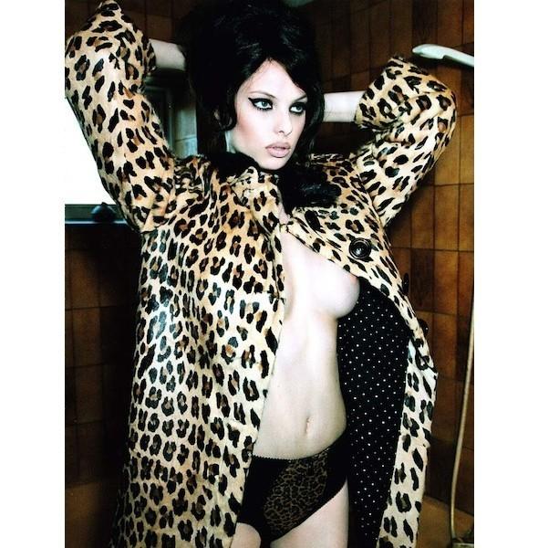 5 новых съемок: Dossier, Elle, V и Vogue. Изображение № 45.