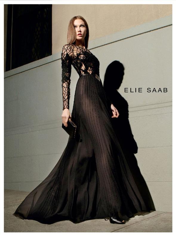 Кампании: Elie Saab, Just Cavalli, Lanvin и другие. Изображение № 15.