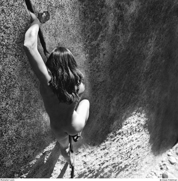 Dean Fidelman. Stone nudes. Изображение № 3.