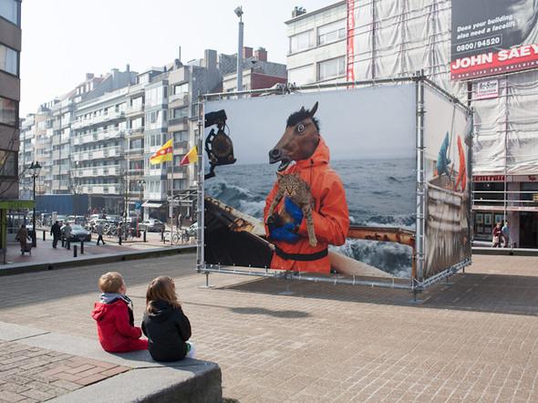 Сказочный мир на улицах Бельгии. Изображение № 7.