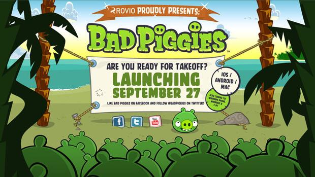 Создатели Angry Birds выпускают новую игру со свиньями в главной роли. Изображение № 1.
