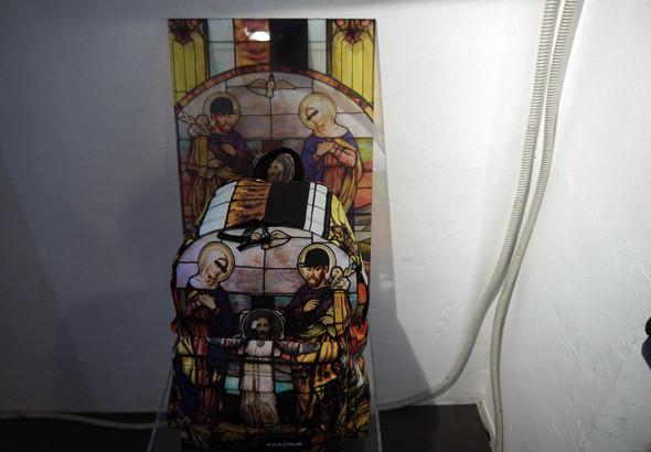 Изображение 16. Pitti Uomo, часть 2: 10 необычных стендов.. Изображение № 22.