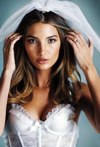 Свадебное белье от Victoria Secret. Изображение № 1.