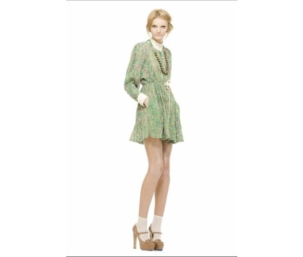 Женские лукбуки: Lauren Moffatt, Zara TRF и Urban Outfitters. Изображение № 7.