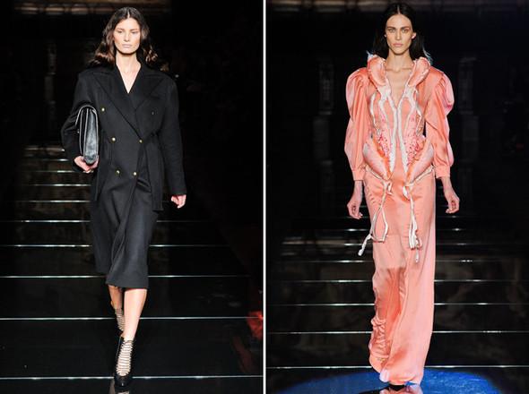 Показы Milan Fashion Week FW 2012: День 1. Изображение № 4.