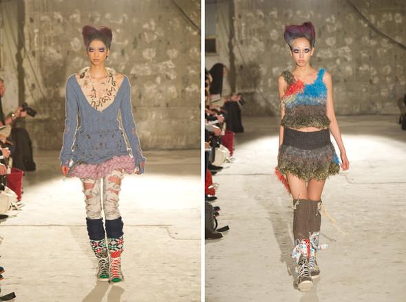 Japan Fashion Week AW 2010 - 2011. Изображение № 33.
