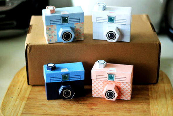 Подборка креативных фотоаппаратов и не только. Изображение № 8.