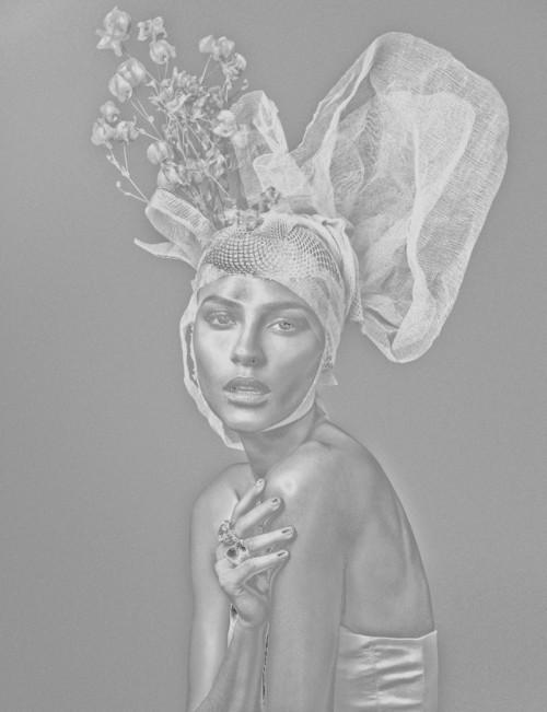 Emanuela de Paula by Jacques Dequeker. Изображение № 13.