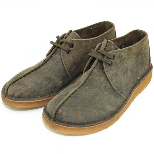 Clarks Originals Desert Trek. Изображение № 5.