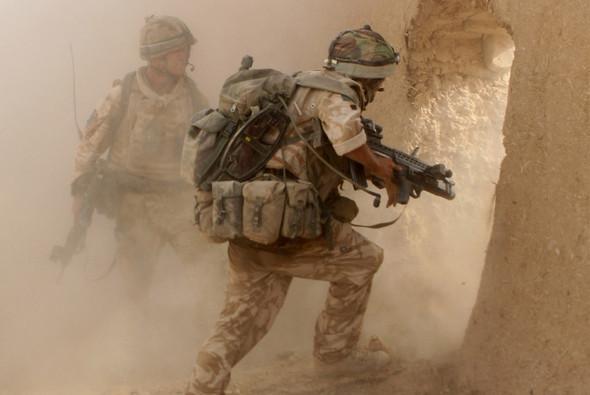 Афганистан. Военная фотография. Изображение № 327.
