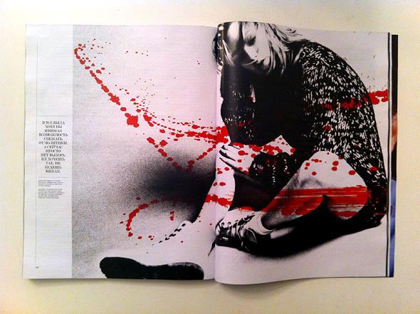 Первый номер российского журнала Interview уже в продаже. Изображение № 11.