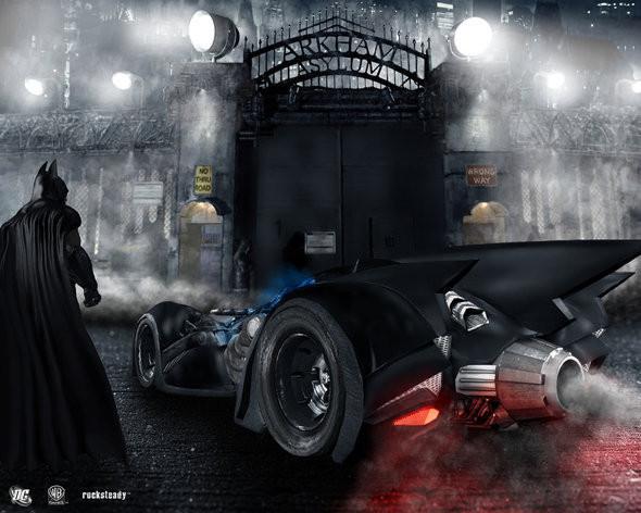 Изображение 7. Batman: Arkham City.. Изображение № 7.