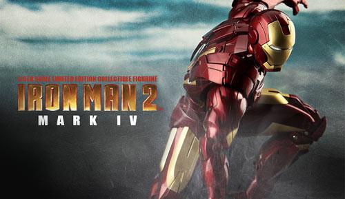 Железный Человек в броне Марк IV. Изображение № 1.