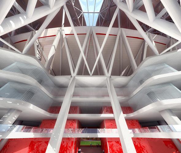 Новый спортивный парк в Ханчжоу. Изображение № 3.