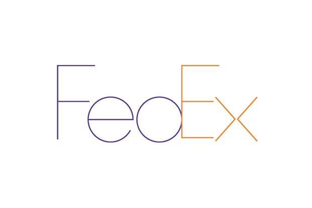 Логотипы популярных брендов перерисовали тонкими линиями. Изображение № 11.