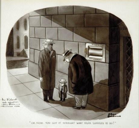 10 иллюстраторов журнала New Yorker. Изображение №9.