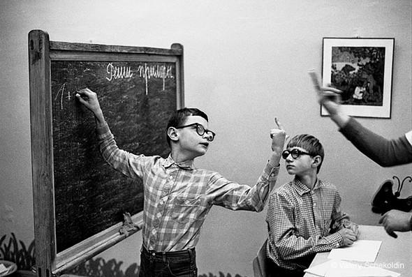 В школе, 1981 г.. Изображение № 213.