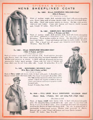 Краткая иллюстрированная история бренда Spiewak. Изображение № 4.