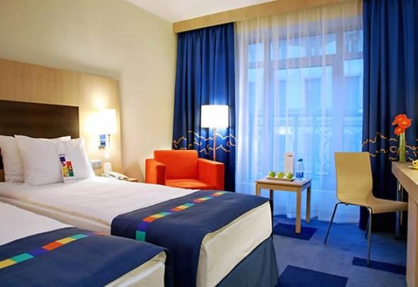 Отель Park Inn by Radisson в Красной Поляне. Изображение № 11.