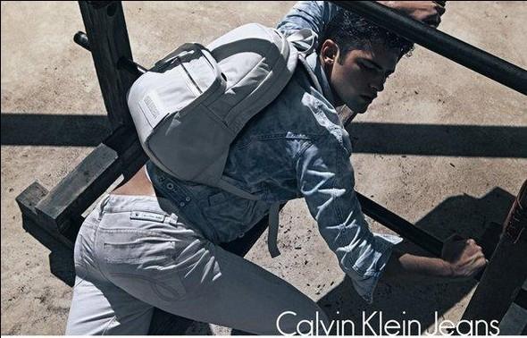 Новые рекламные кампании: SISLEY, CALVIN KLEIN JEANS. Изображение № 6.