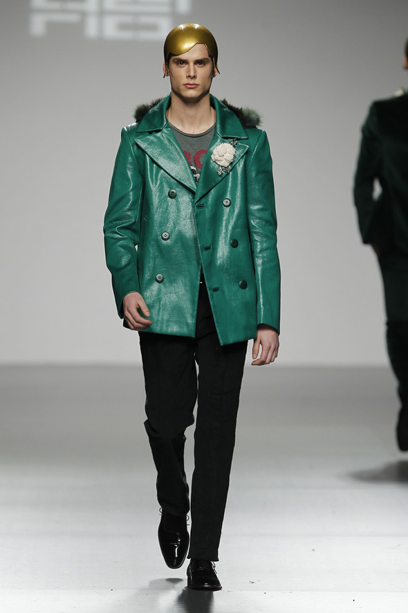 Madrid Fashion Week A/W 2012: David del Rio. Изображение № 3.
