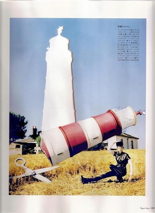 Мир с обложки Тим Уокер. Изображение № 78.