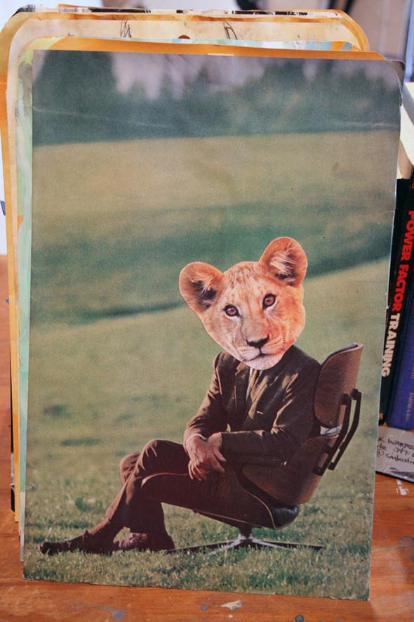 Изображение 31. Рисунки на конвертах Sage Vaughn.. Изображение № 31.