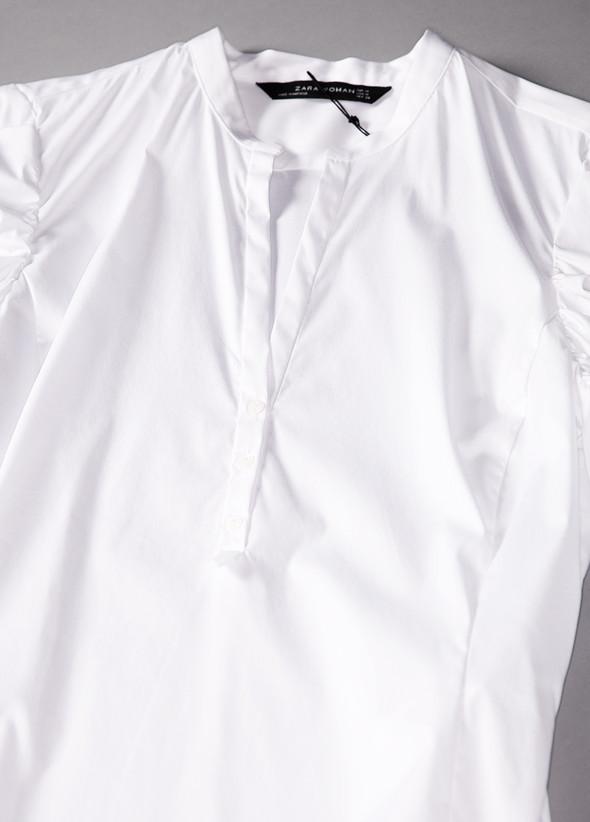 Вещь дня: рубашка Zara. Изображение № 4.