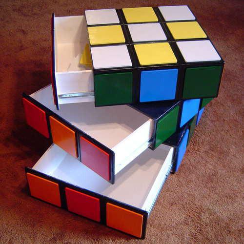 Кубик Рубика. Изображение № 3.