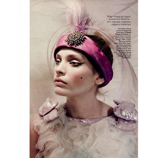 Изображение 61. Dance, dance, dance: 10 съемок, вдохновленных балетом.. Изображение № 64.