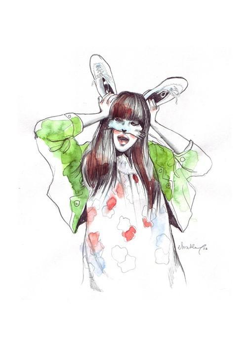 Иллюстратор Esra Roise. Изображение № 30.