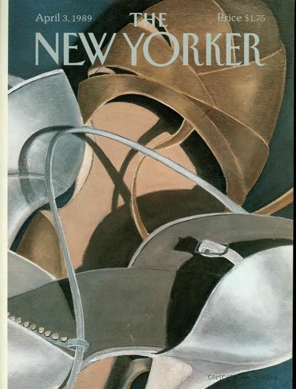 Обложки TheNew Yorker. Изображение № 65.