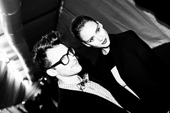 Неделя моды в Нью-Йорке: Репортаж. Изображение №16.