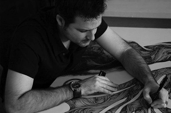 Gabriel Moreno. Глазами и руками. Изображение № 23.