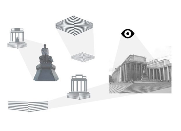 Конкурс редизайна: Российская Государственная Библиотека. Изображение № 8.