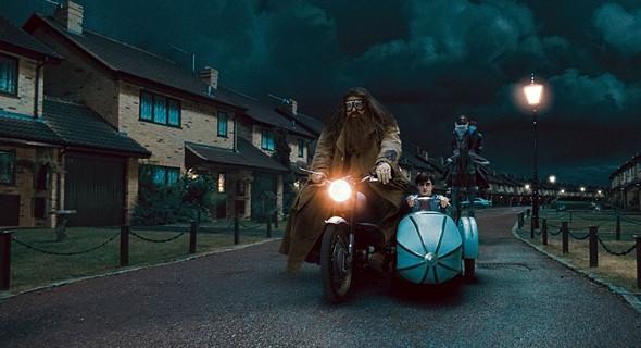 Премьера: Гарри Поттер и Дары Смерти: Часть 1. Изображение № 3.