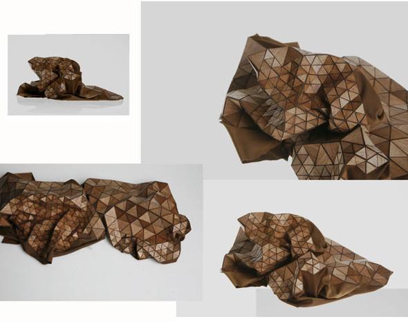 3D-мутант меняет представление оматериале иформе. Изображение № 2.