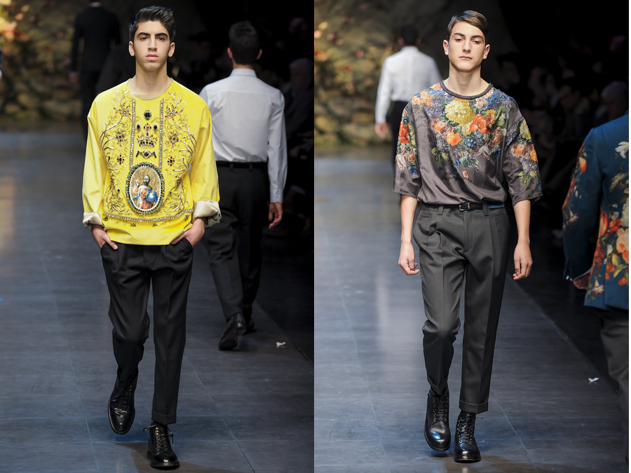 Milan Fashion Week: День 1. Изображение № 14.