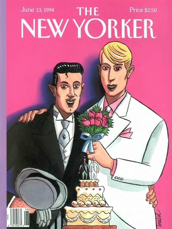 Обложки TheNew Yorker. Изображение № 70.