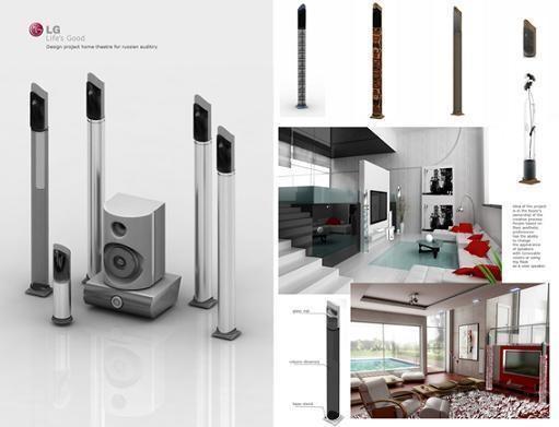 Изображение 6. Русские дизайнеры придумывают новые домашние кинотеатры.. Изображение № 6.