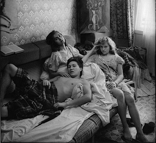 Николай Бахарев – первооткрыватель советского эротизма. Изображение № 11.