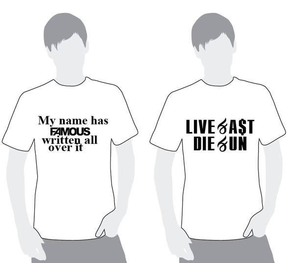 MFCDESIGN – футболки. Изображение № 13.