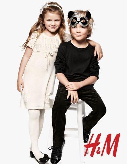 Кампания: H&M Holiday 2011. Изображение № 16.