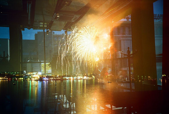 Lomography. Connecting cities. Изображение № 3.