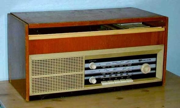 Радиоприемники в стиле ретро. Изображение № 29.
